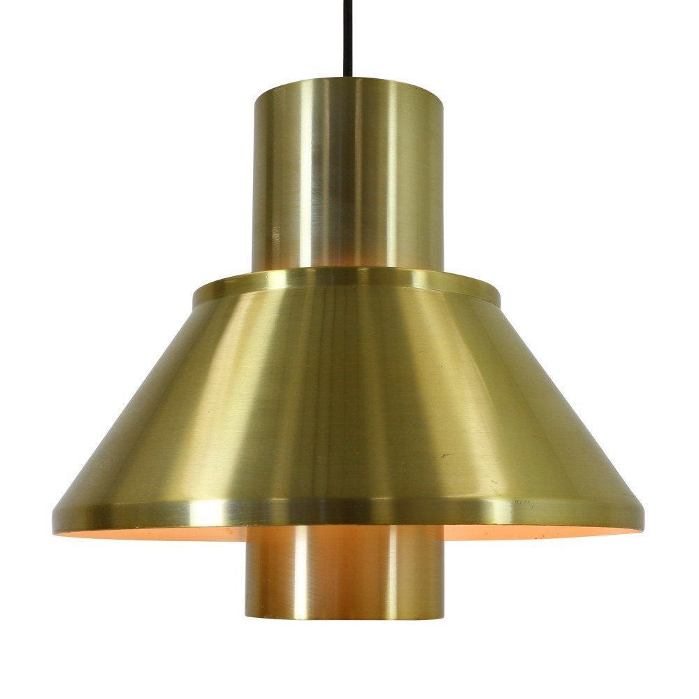 Life pendant hanging lamp designed in the sixties by Jo Hammerborg for ...