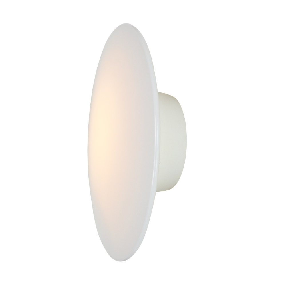 AJ Eklipta (35cm) wall light by Arne Jacobsen for Louis Poulsen, 1960s