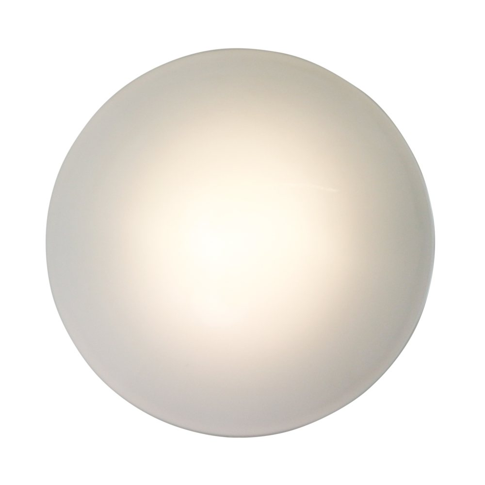 AJ Eklipta (45cm) wall light by Arne Jacobsen for Louis Poulsen, 1990s