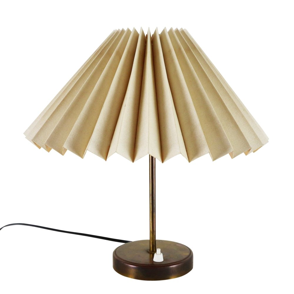 Scandinavian style table lamp by ASEA, 1960s