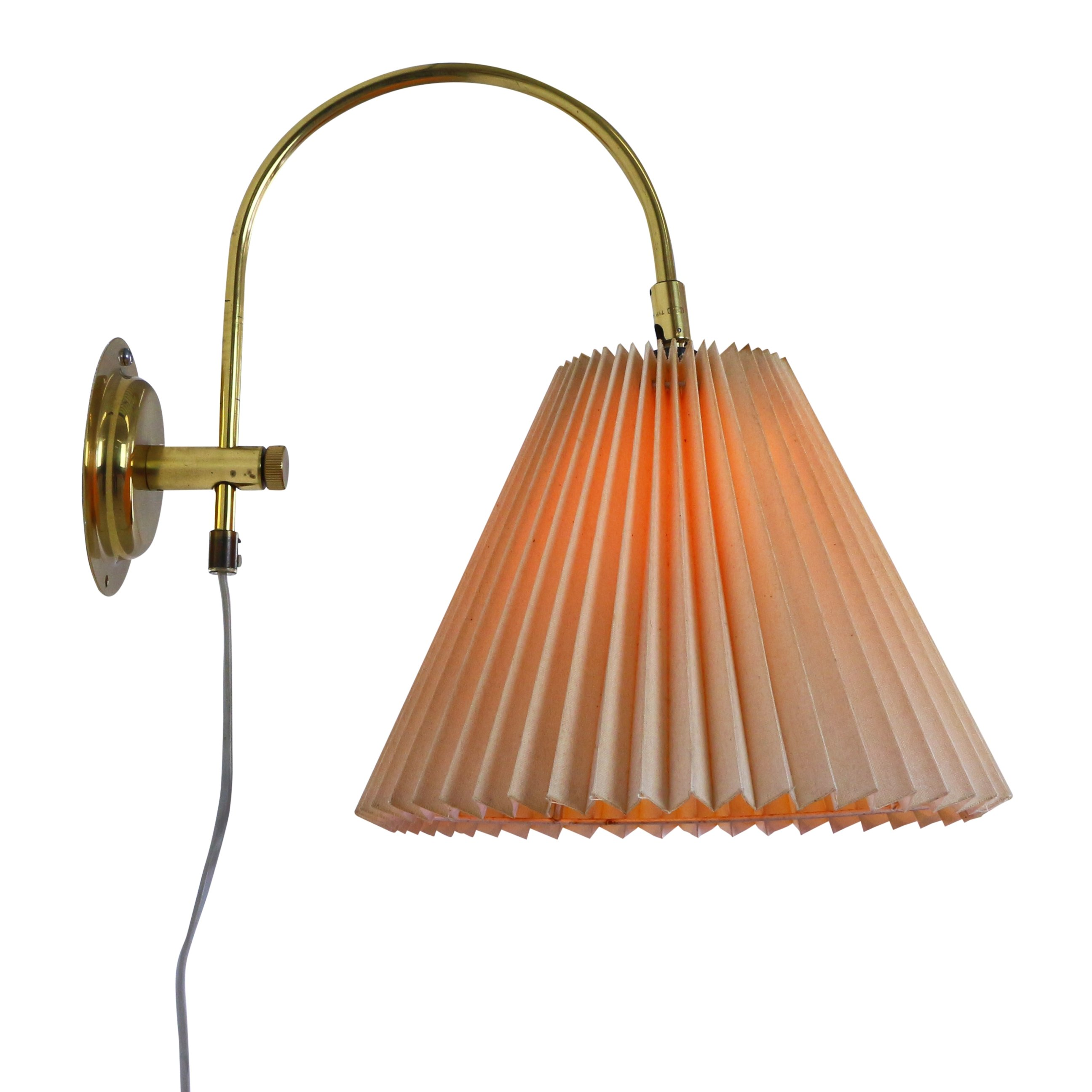 Vintage Danish Wall Lights : Danish wall light from the seventies by Dar? Belysning #1109