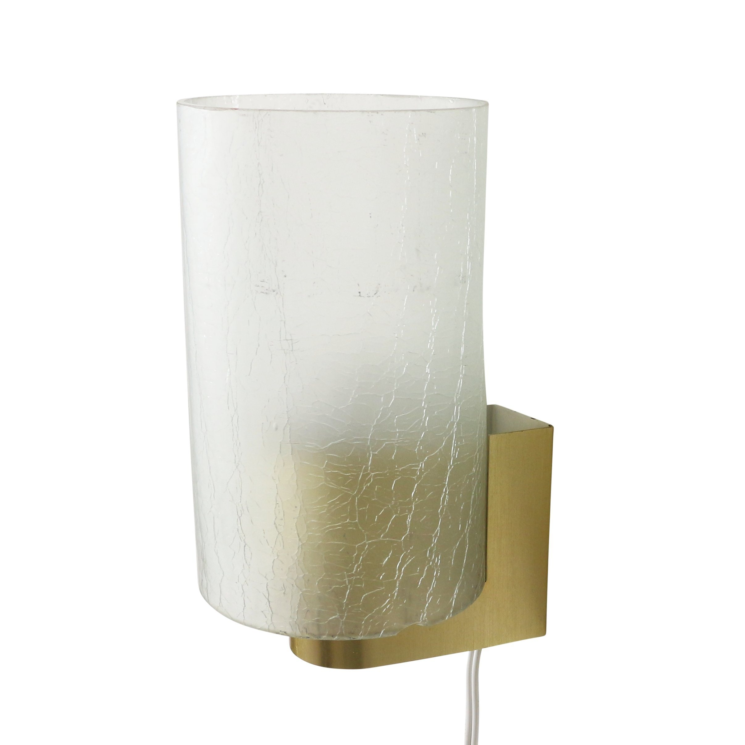 Modern wall light with frosted glass by philips holland 1960s 1201 modern wall light with frosted glass by philips holland 1960s aloadofball Image collections