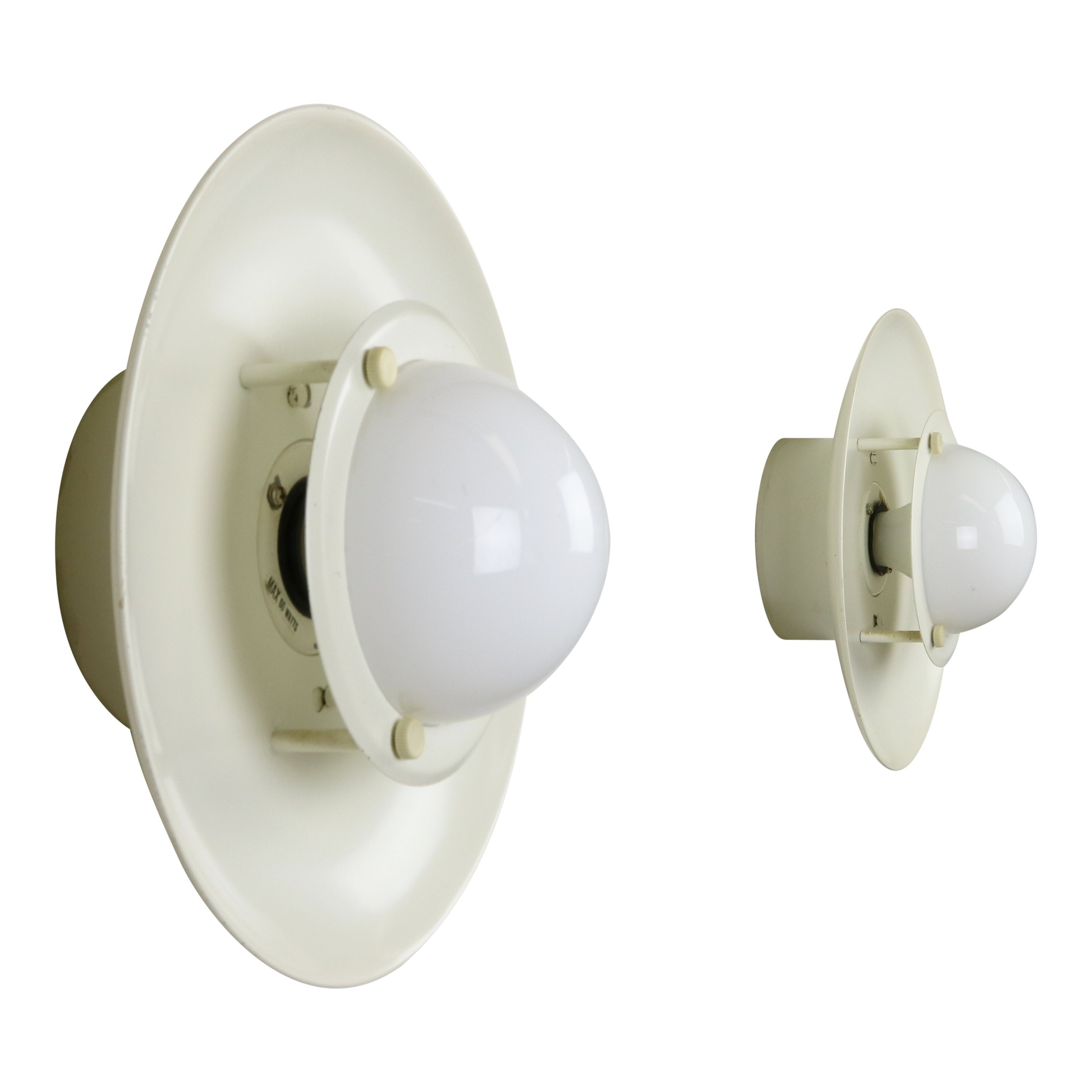 3xCeiling / Wall lights by IKEA, 1970s #1220