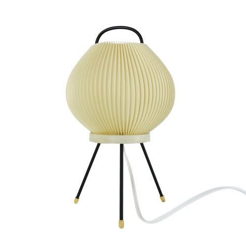 Small cocoon table light, 1950s