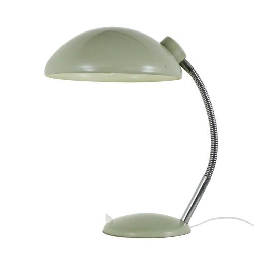 Large industrial desk light, 1950s